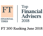 Krilogy Financial, 2018 Financial Times 300 Top Registered Investment Advisors