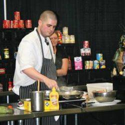 Krilogy Cares - Chef Event