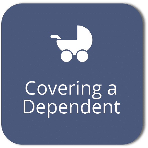 Covering a dependent
