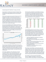 March 2021 Investment Committee Report