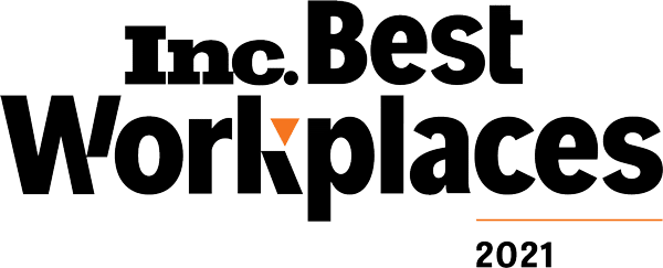 Inc. 2021 Best Places to Work