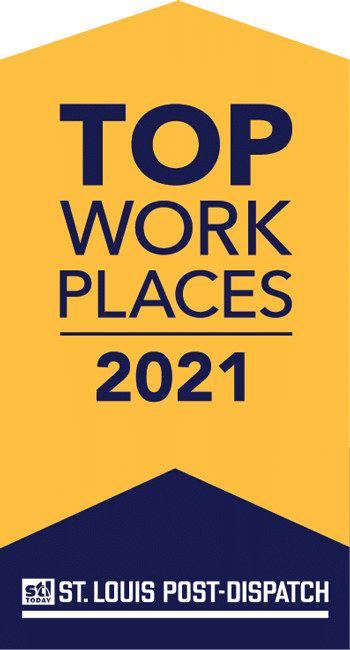Krilogy awarded St. Louis Post Dispatch Top Work Places 2021